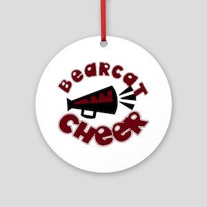 BEARCAT CHEER *9* Ornament (Round)