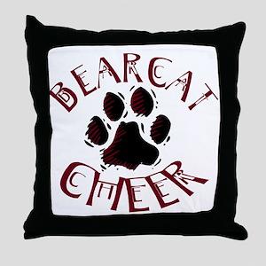BEARCAT CHEER *5* Throw Pillow