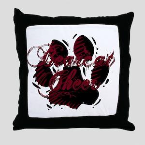 BEARCAT CHEER *2* Throw Pillow