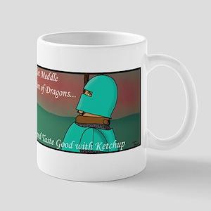Drgn-mug Mugs