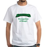 Auditing / Kings White T-Shirt