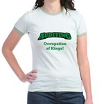 Auditing / Kings Jr. Ringer T-Shirt