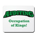 Auditing / Kings Mousepad