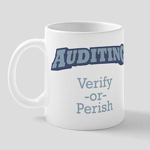Auditing / Verify Mug