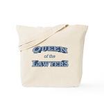Queen Lawyer Tote Bag