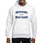 Queen Lawyer Hooded Sweatshirt