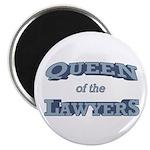 Queen Lawyer Magnet