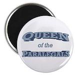Queen Paralegal Magnet