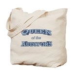 Queen Auditor Tote Bag