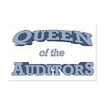 Queen Auditor Mini Poster Print