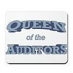 Queen Auditor Mousepad