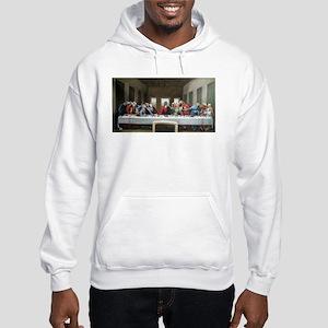 Last Pupper Hooded Sweatshirt