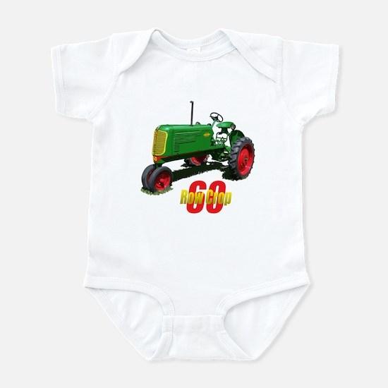 The Model 60 Row Crop Infant Bodysuit