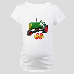 The Model 60 Row Crop Maternity T-Shirt