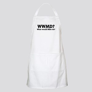 What would Mike do? BBQ Apron