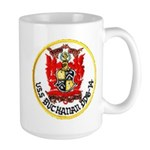 USS BUCHANAN Large Mug