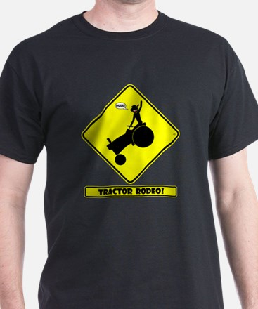 RODEO DANGER Apparel T-Shirt