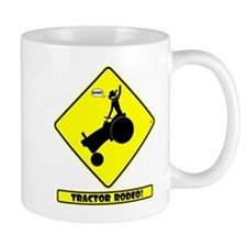 RODEO DANGER Mugs Mug