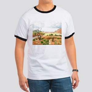 Capitol Reef Scenic Drive Ringer T