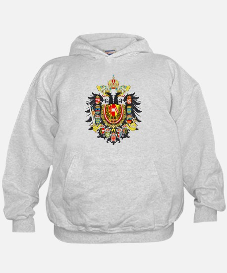 Coat of Arms of the Empire of Austria Sweatshirt