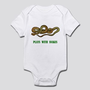 Plays With Snakes Infant Creeper