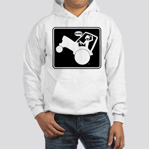 AGGIE WHEELIE Apparel Hooded Sweatshirt