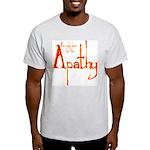 Apathy Ash Grey T-Shirt