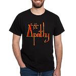 Apathy Black T-Shirt