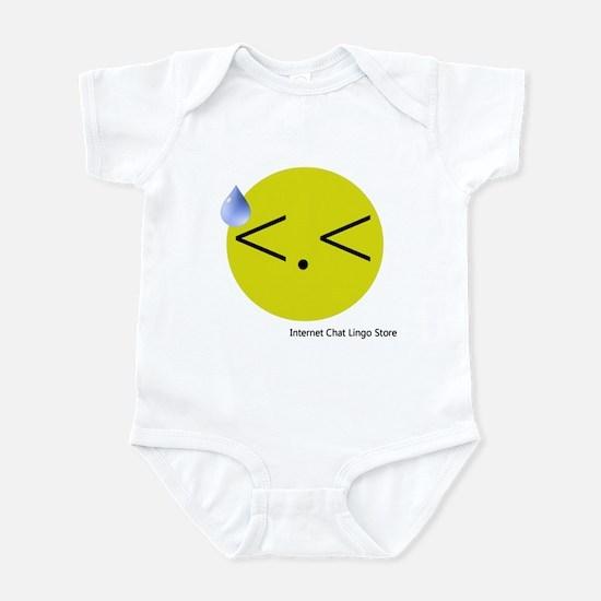 <.< Infant Bodysuit
