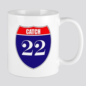 Catch 22 Route Mug