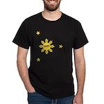 Flipside Sun and Stars Dark T-Shirt