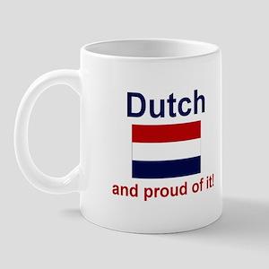 Proud Dutch Mug