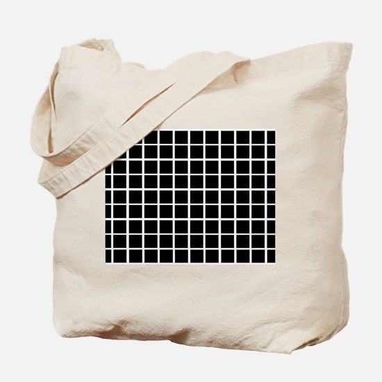 Cute Illusion Tote Bag