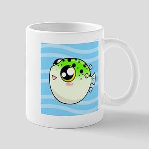 pufferpiclarge Mugs