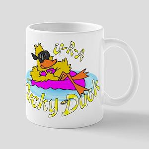 Lucky Duck Mug