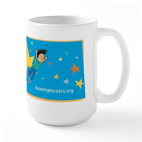 Reading Rocks! Mug