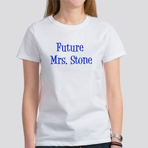 Future Mrs. Stone Women's T-Shirt