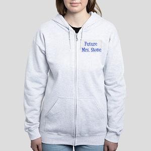 Future Mrs. Stone Women's Zip Hoodie
