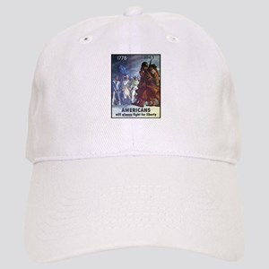 Fight for Liberty Poster Art Cap