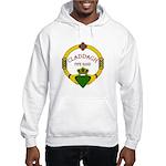 Claddagh Pipe Band Hooded Sweatshirt