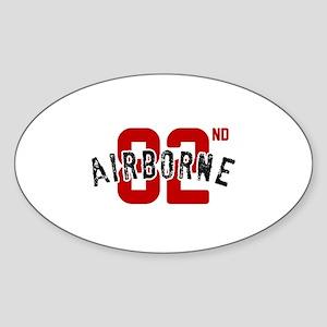 82nd Airborne Division Sticker
