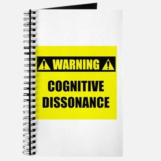 WARNING: Cognitive Dissonance Journal
