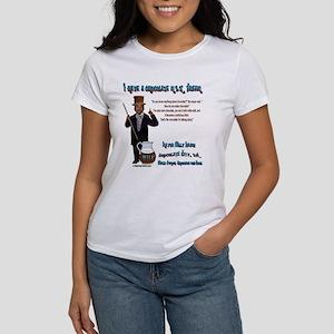 Nagin's Chocolate MLK Dream<br> Women's T-Shirt