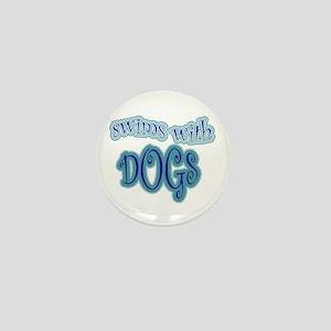 LD Swim Club 2 Mini Button