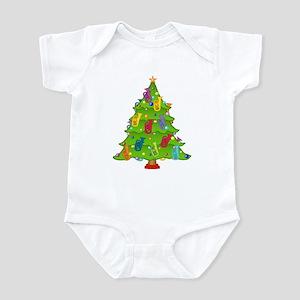Euphonium Christmas Infant Bodysuit