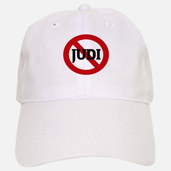 Anti-Judi Baseball Baseball Cap