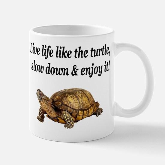 LOVE A TURTLE Mug