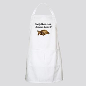 LOVE A TURTLE Apron