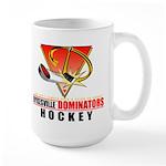 Dykesville Hockey Large Mug