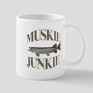 MUSKIE JUNKIE Mug